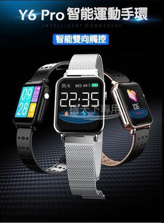 《CaCa's Corner》Y6pro  smartwatch sports Bluetooth  Sleep