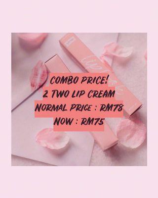 Olumis lip cream by Bella Dally