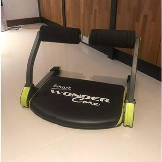 wonder core smart 全能輕巧健身機