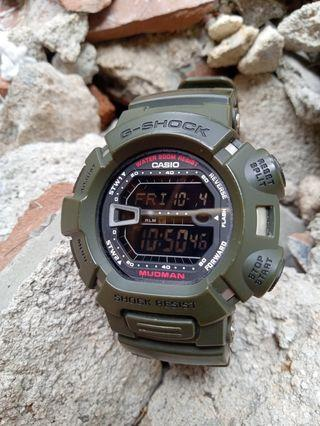 Casio G-Shock g9000 mudman