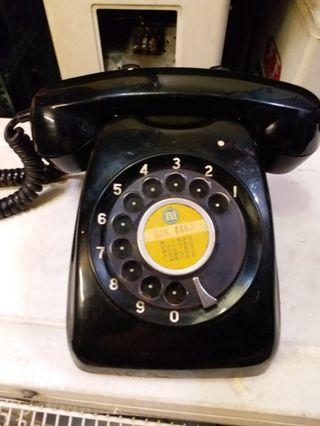 電話 古董