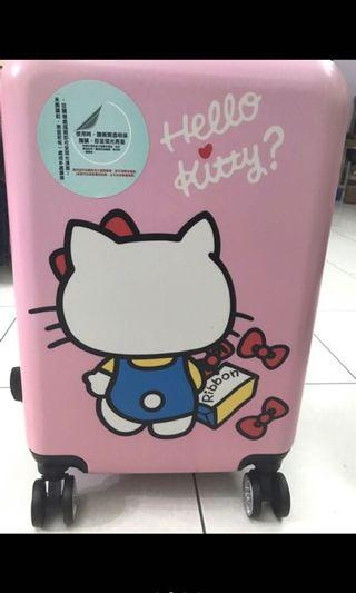 🌸超可愛hello kitty 20吋小行李箱