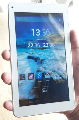 Tablet Advan tab android T2E