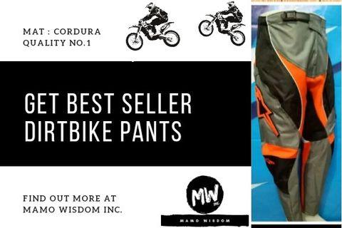 Celana  dirtbike Premium