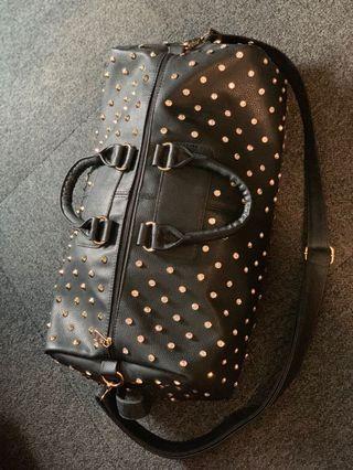Fancy travel bag