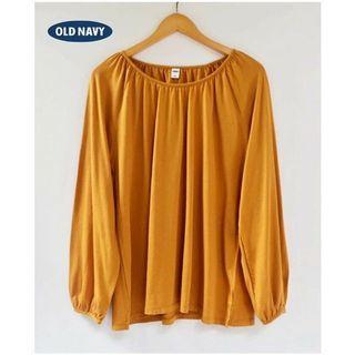 Mustard Bigsize Tshirt