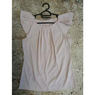 Casual Blouse (Pale Pink)