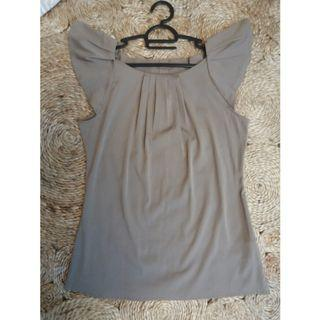 Casual Blouse (Brown)