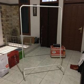 Gawangan bazar minimalis IKEA MULIG