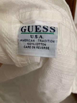 Genuine Guess Men's Shirt