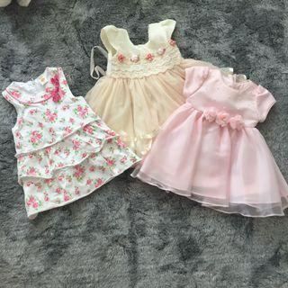 Baby Dress promo bundling