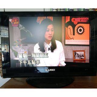 中古液晶電視 26吋 禾聯 HERAN RAN2610 二手液晶電視