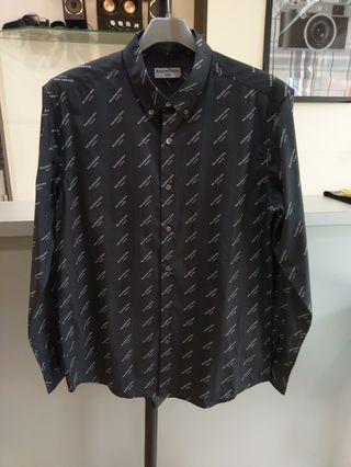 BALENCIAGA 襯衫(尺寸50)