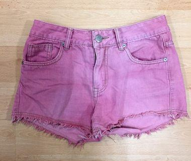 Pink Kitchen Short Pants
