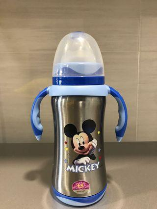 Mickey Mouse Thermos Baby 🍼 Bottle Disneyland