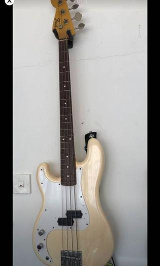 Fender Precision Bass Left Handed