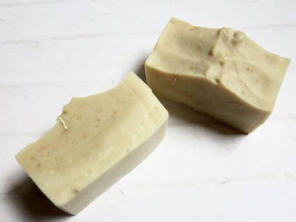 Shea butter Honey Oatmeal Soap (unscented)