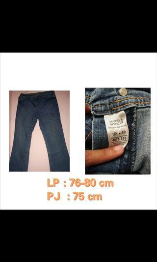 Wide Jeans Marks&Spencer