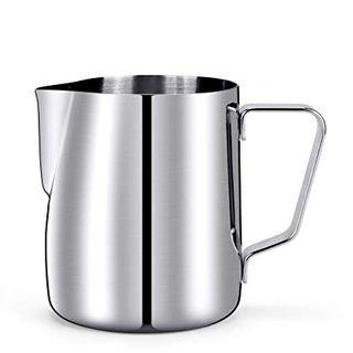 350ML Stainless Steel Millk Pitcher Jug for Latte Art