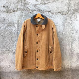 Military Fashion N1 Deck Jacket Quadro Japan