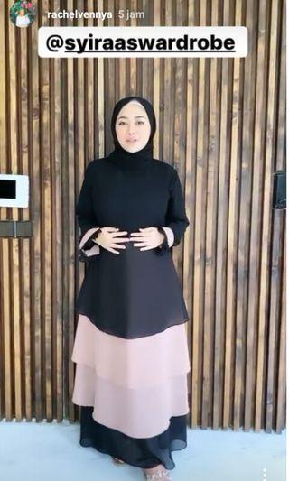 Rachel Vennya Zalina Dress