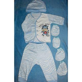 Set Newborn Velvet Junior