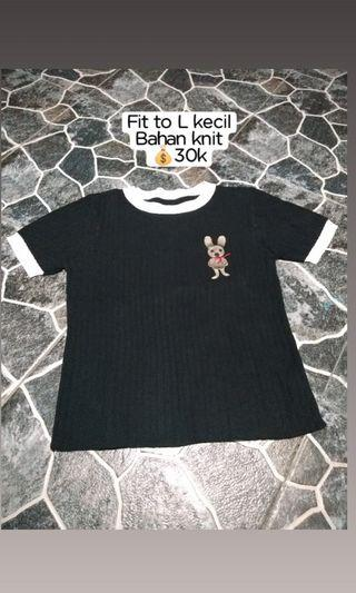 Bunny Knit top