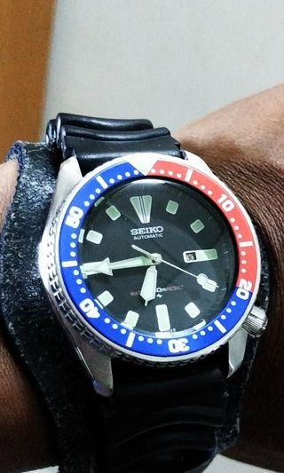 Seiko diver 4205-0155