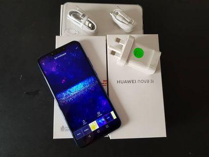 DEMO SET HUAWEI NOVA 3 i 4+128GB
