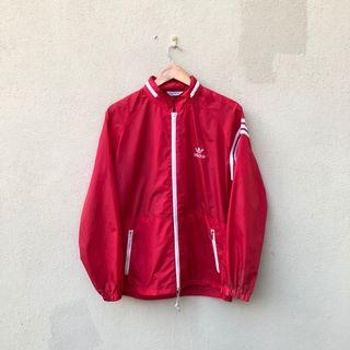 Vintage adidas Trefoil Descente Japan Windbreaker