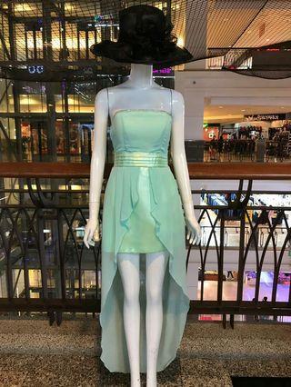 🔥 Super offer 🔥 off shoulder ladies dinner dress