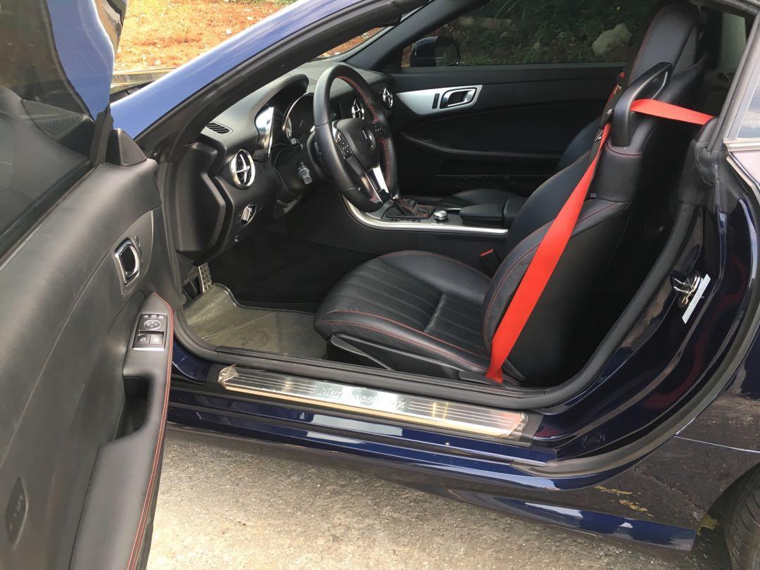 點子車庫 2011 Benz SLK200
