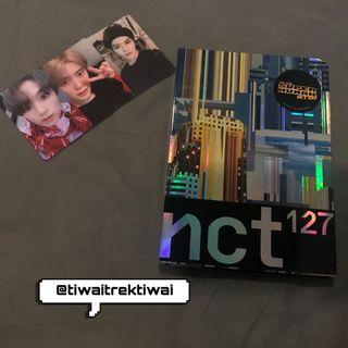 Nct 127- Superhuman Album