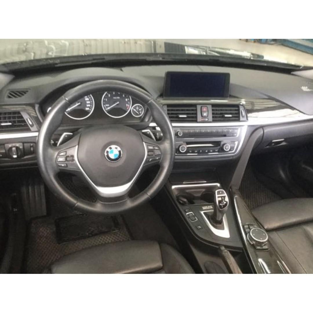 2015 BMW 320GT