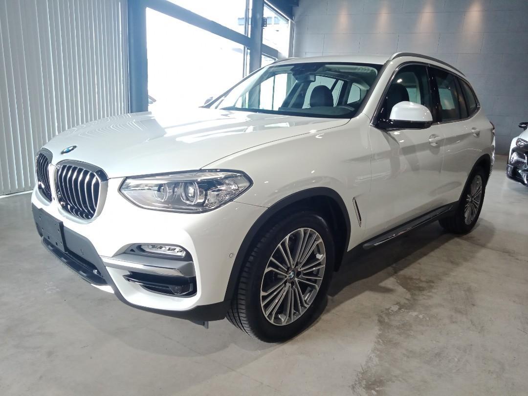 2018年 BMW X3 30I 總代理 低里程  大改款