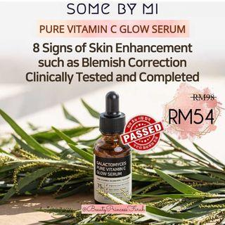 ✨[SOME BY MI] Galactomyces Pure Vitamin C Glow Serum 30ml