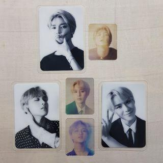 NCT127 DICON PC + STICKERS