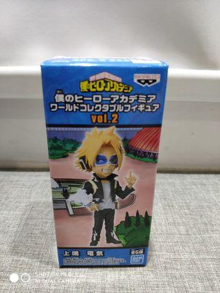 Banpresto My Hero Academia Kaminari Denki WCF Boku No Hero Vol. 2 Figure
