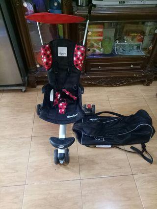 Stroller Cocolatte Isport pl