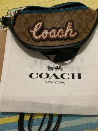 Coach rivington sling bag