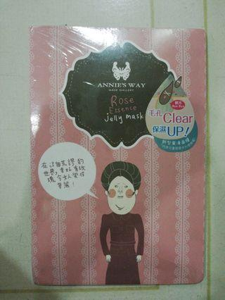 [NEW&SEALED] Annie's Way Rose Essence Jelly Mask
