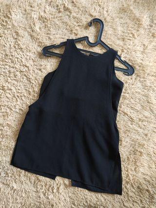 Sukired basic sleeveless top