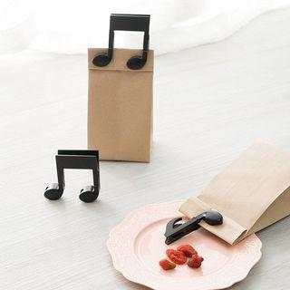 2 pcs/lot Musical Note  Multifunction Hang Clothespin Food Bag Towel Grip Clips 🌟Pre Order🌟