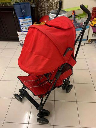 Hallford Fliplite Stroller