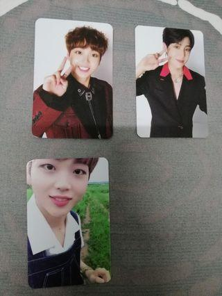 X1 AR photocards