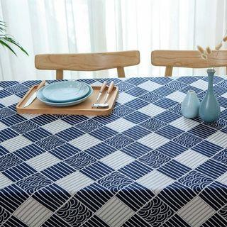 Table cloth alas meja lapik meja