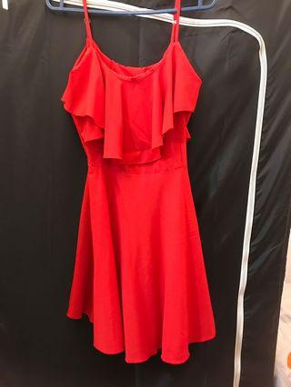 Twenty3 Red Dress