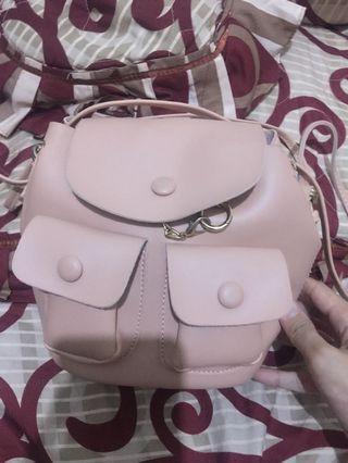Import backpack/slingbag