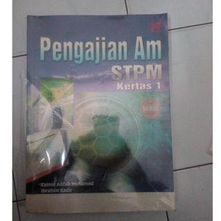 Pelangi Pengajian AM STPM Kertas 1