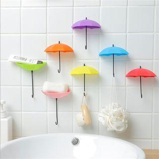 🌟Pre Order🌟3pcs Creative umbrella mark-free nail-free cute small